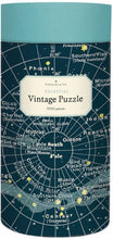 Load image into Gallery viewer, Cavallini Celestial Vintage Puzzle 1000 Pieces from Indie Edinburgh