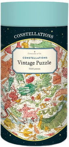 Cavallini Constellations Vintage Puzzle from Indie Edinburgh