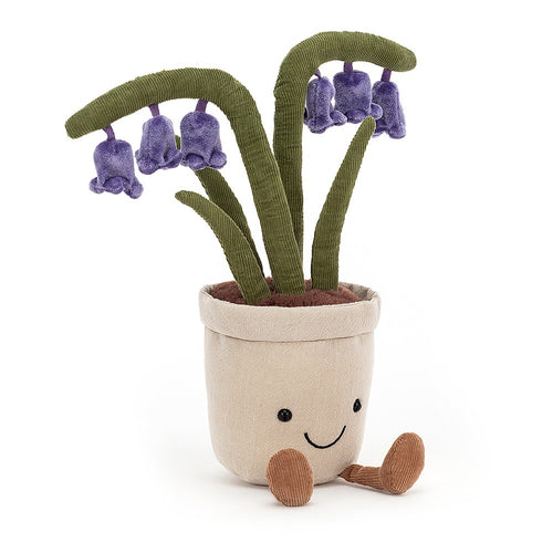 Jellycat Amuseable Bluebell available from Indie Edinburgh