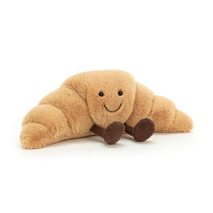 Jellycat Amusable Croissant available from Indie Edinburgh
