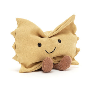 Jellycat Amusable Farfalle available from Indie Edinburgh