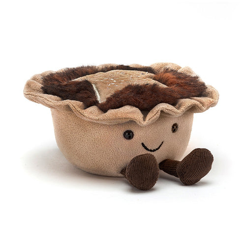 Jellycat Amusable Mince Pie available from Indie Edinburgh