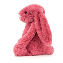 Load image into Gallery viewer, Jellycat Bashful Bunny Cerise available from Indie Edinburgh
