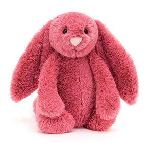 Jellycat Bashful Bunny Cerise available from Indie Edinburgh