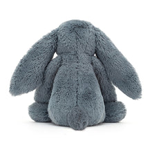 Load image into Gallery viewer, Jellycat Bashful Bunny Dusky Blue available from Indie Edinburgh