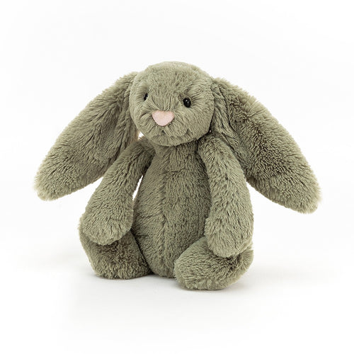 Jellycat Bashful Bunny Fern available from Indie Edinburgh