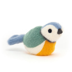 Jellycat Birdling Blue Tit available from Indie Edinburgh