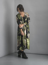 Load image into Gallery viewer, One Hundred Stars Passion Flower Duster Coat from Indie Edinburgh