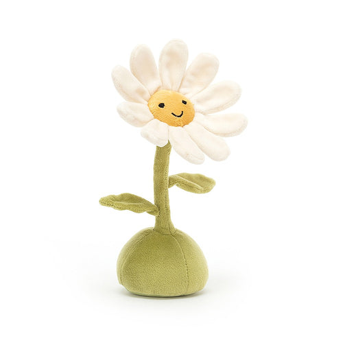 Jellycat Flowerlette Daisy available from Indie Edinburgh