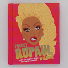 Load image into Gallery viewer, POCKET RUPAUL WISDOM