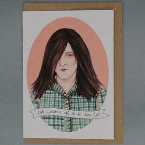 Oh Gosh Cindy! Ja'mie Summer Heights High Card from Indie Edinburgh