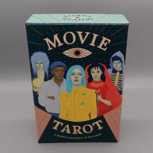 Movie Tarot Set available to buy from Indie Edinburgh