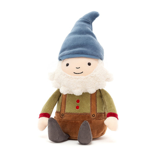 Jellycat Jolly Gnome Joe available from Indie Edinburgh