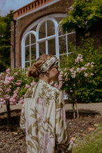 Load image into Gallery viewer, One Hundred Stars Kew Rosebush Pink Duster Coat from Indie Edinburgh