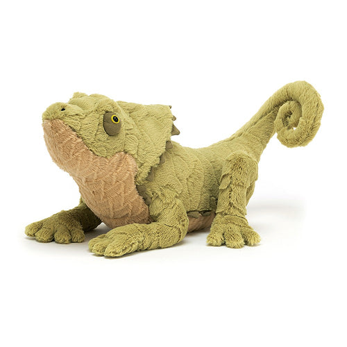 Jellycat Logan Lizard available from Indie Edinburgh
