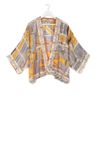 One Hundred Stars Edinburgh & Leith Kimono from Indie Edinburgh