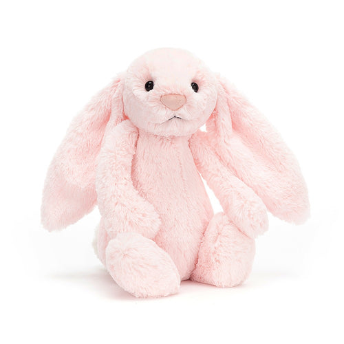 Jellycat Bashful Bunny Pink available from Indie Edinburgh