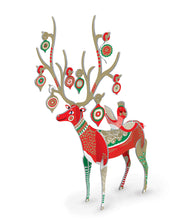 Load image into Gallery viewer, Roger La Borde Folksy Reindeer Pop & Slot from Indie Edinburgh