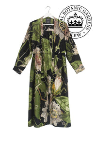 One Hundred Stars Passion Flower Duster Coat from Indie Edinburgh
