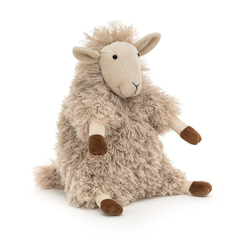 Jellycat Sherri Sheep available from Indie Edinburgh