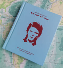 Load image into Gallery viewer, THE LITTLE BOOK OF DAVID BOWIE