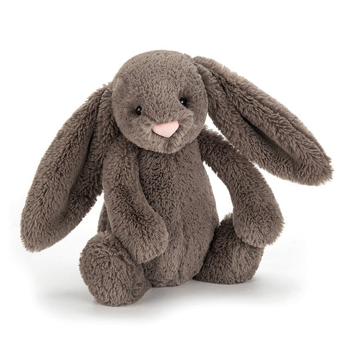 Jellycat Bashful Bunny Truffle available from Indie Edinburgh