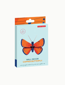 Studio Roof Copper Butterfly Wall Decor from Indie Edinburgh