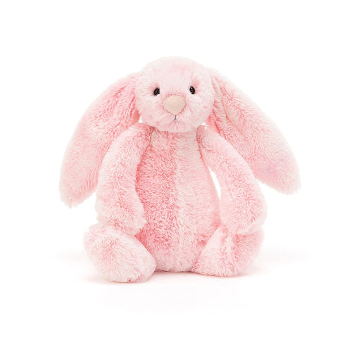 Jellycat Bashful Bunny Peony available from Indie Edinburgh