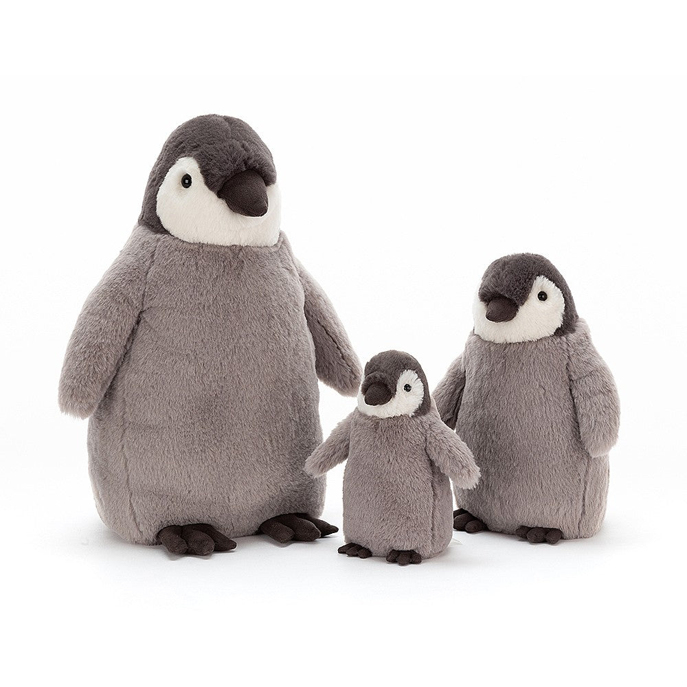 Jellycat Percy Penguin available from Indie Edinburgh