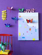 Load image into Gallery viewer, Studio Roof Copper Butterfly Wall Decor from Indie Edinburgh