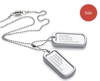 SensaChew Dog Tags -Color & Toughness Choices
