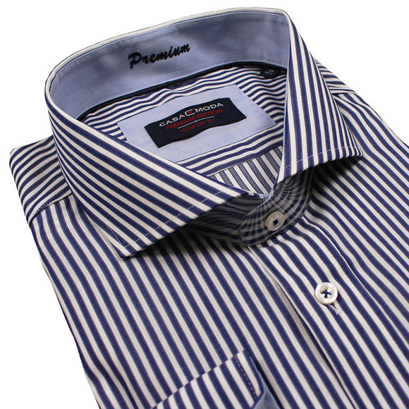 Bengal Non Iron LS Shirt - Casa Moda - Mens Big Deals