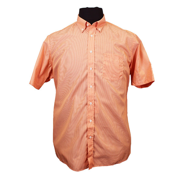 Cotton Vivid Stripe Shirt - Casa Moda - Mens Big Deals