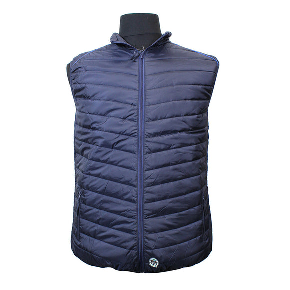 Lightweight Washable Puffer Vest - D555 - Mens Big Deals