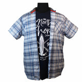 North Shore Surf Championship Shirt Tee Combo Set - D555 - Mens Big Deals