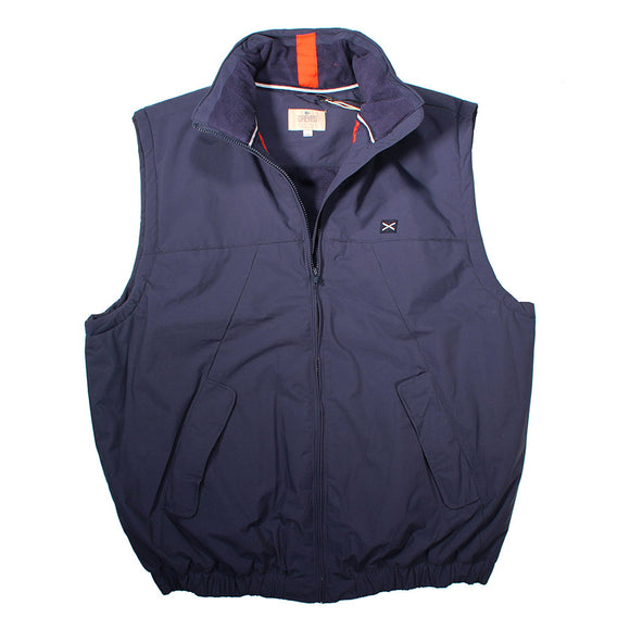 Technical Padded Vest - Greyes - Mens Big Deals