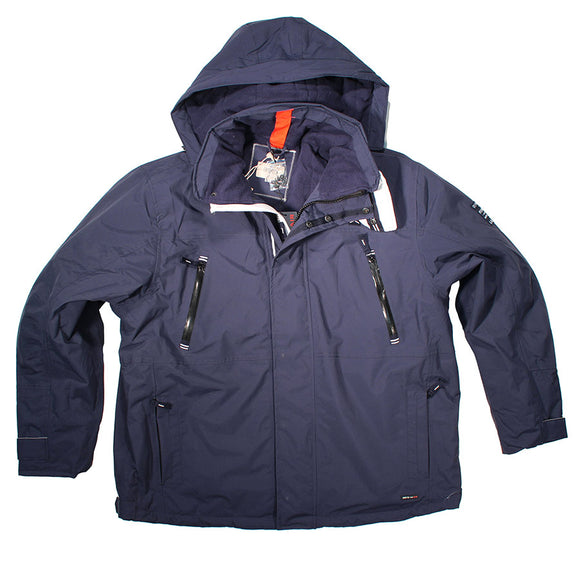 5000 Waterproof Jacket - Greyes - Mens Big Deals