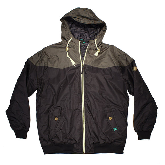 Hooded Cas Jacket - D555 - Mens Big Deals