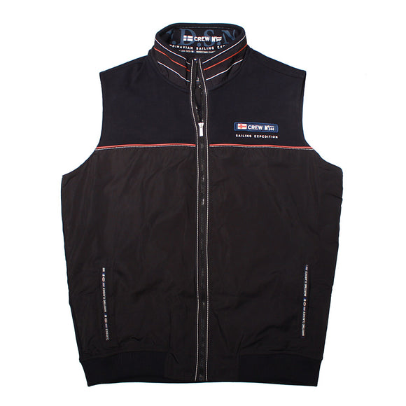 Expedition Cotton Vest - Kitaro - Mens Big Deals