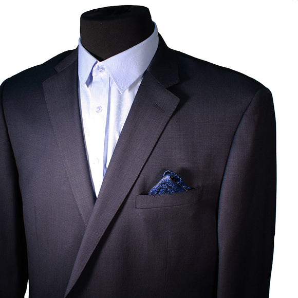 Pure Wool Suit Jacket - Savile Row - Mens Big Deals