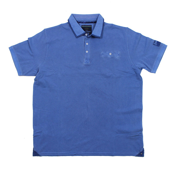 Cotton Polo Shirt - Casa Moda - Mens Big Deals