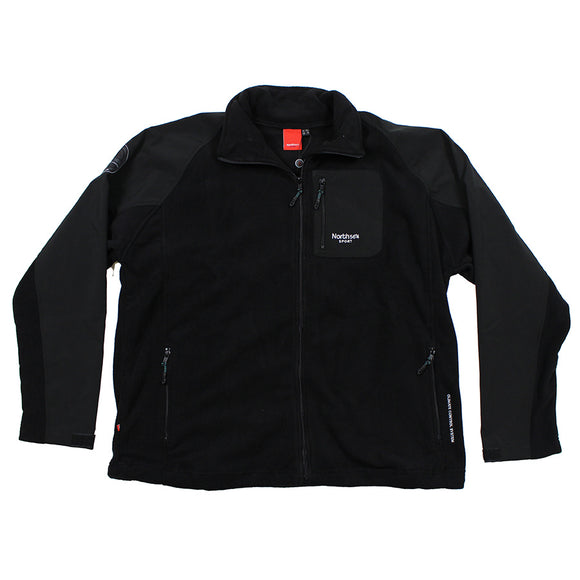 Fleece Combo Jacket - North 56 - Mens Big Deals
