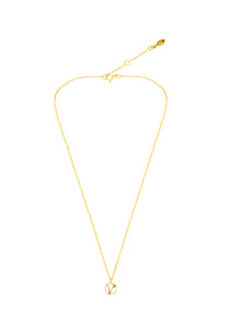 Simplicity Silver 925/Silver gold plated Necklaces