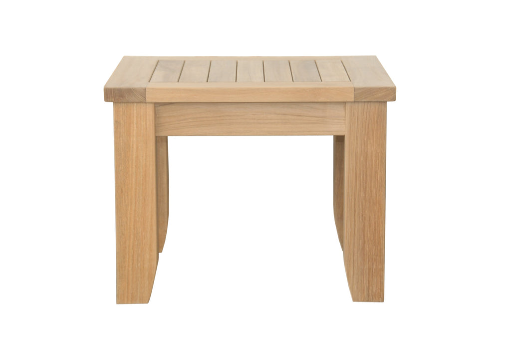 "Luxe 22"" Square Side Table"