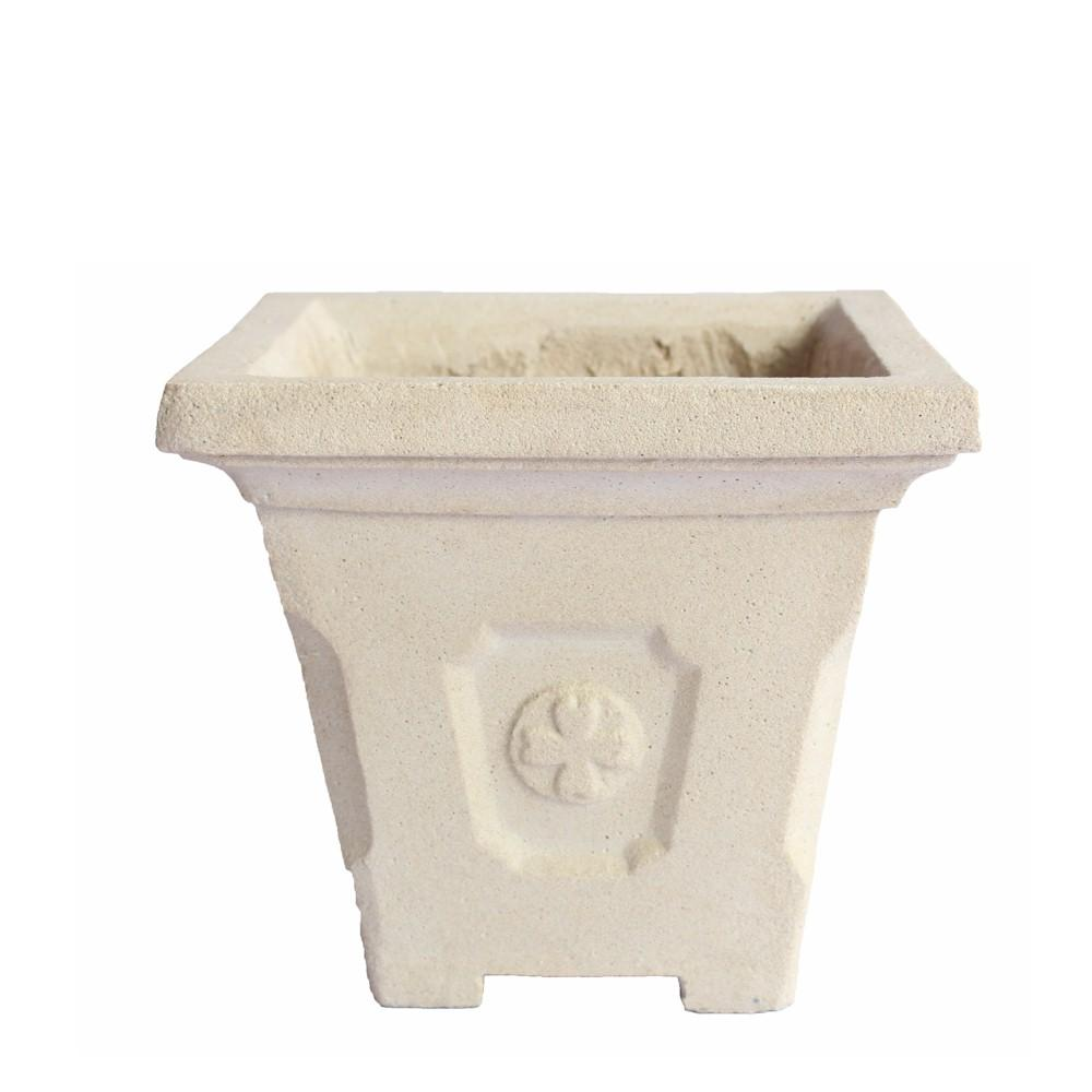 Almafi Square Planter