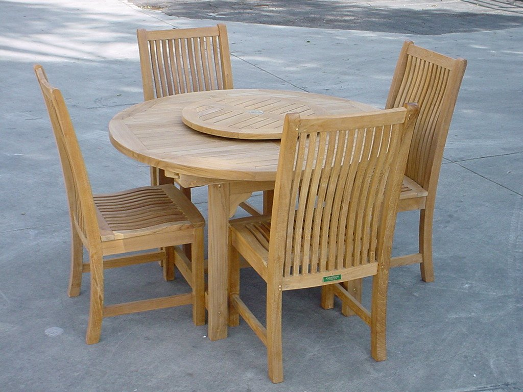 Bahama Chicago 5-pc Dining Table Set