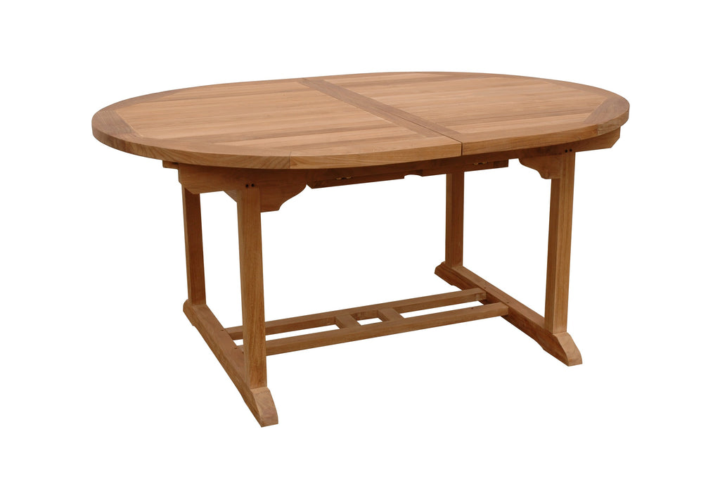 "Bahama 87"" Oval Extension Tables"