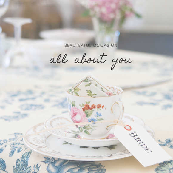 'All About You' Wedding Package