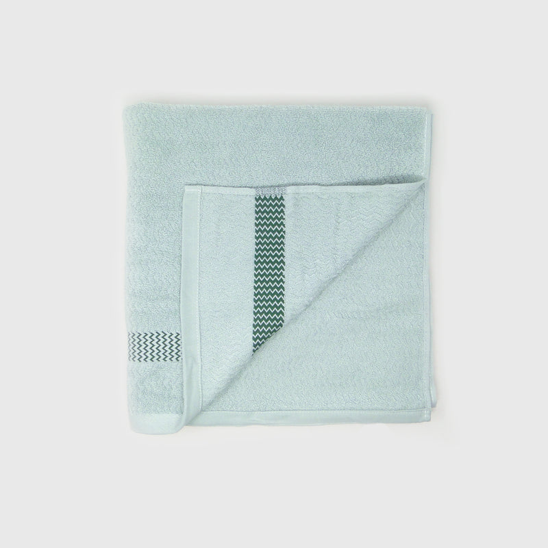Sea Blue Super Absorbent Bath Towel (70x140)