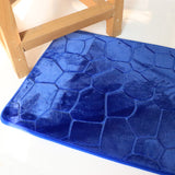 Royal Blue Antislip Bath Mat (45X75)